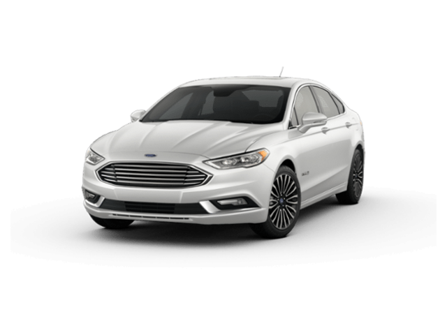 New 2018 Ford Fusion Hybrid Hybrid Titanium Sedan for sale in Jersey City